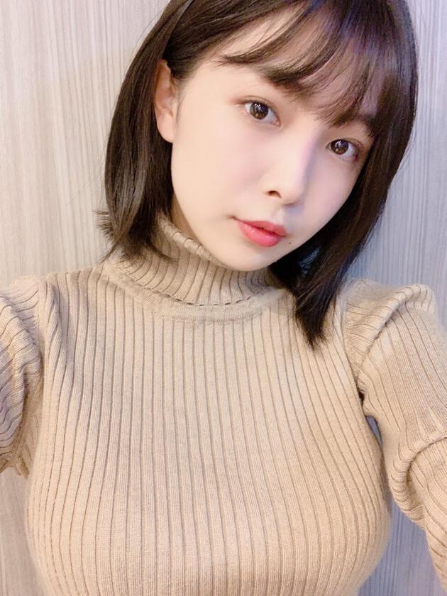 寺本莉緒 着衣おっぱい 68