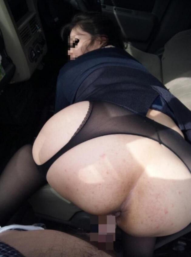 熟女カーセックス 6