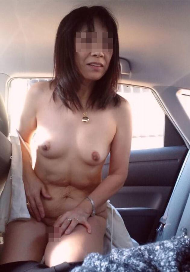 熟女カーセックス 23