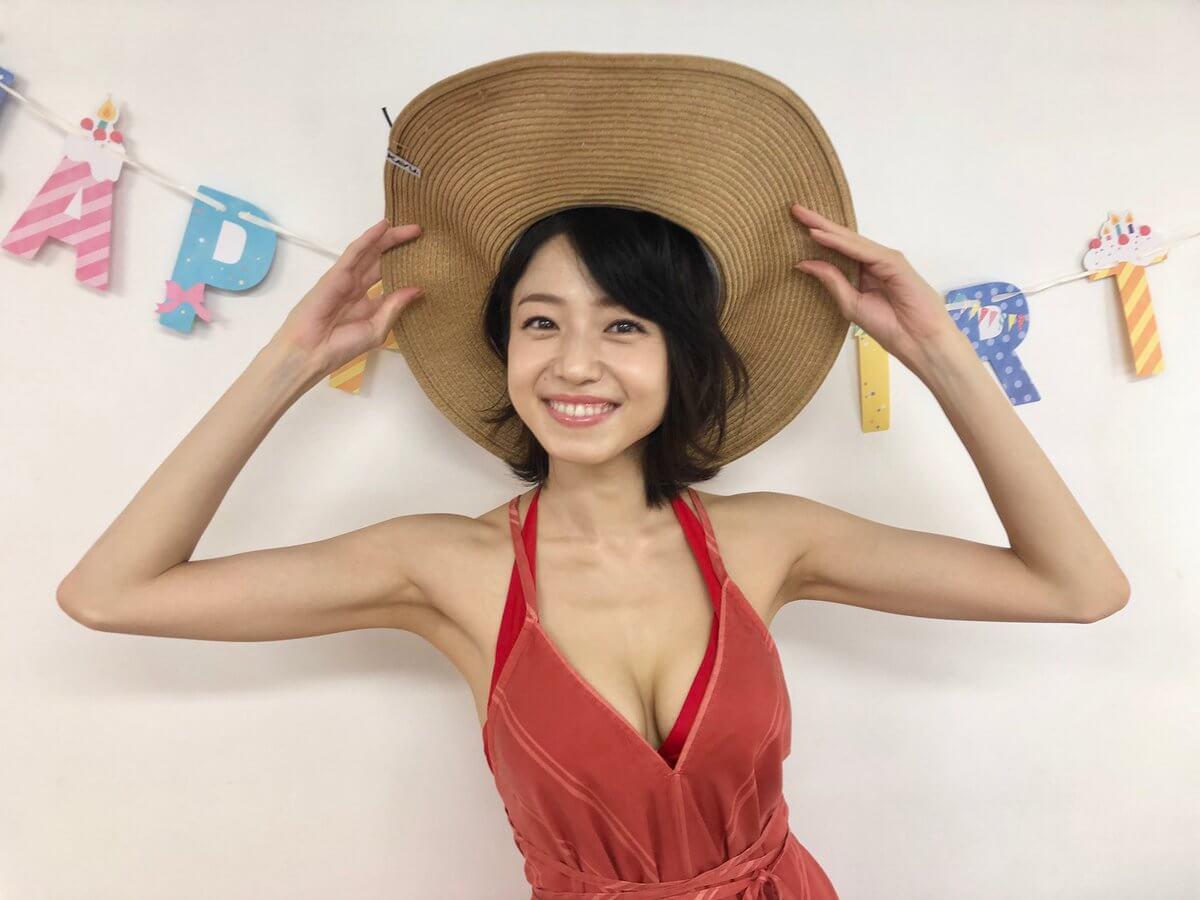 【画像】巨乳たぬき顔とかいうスケベ女wwwwww