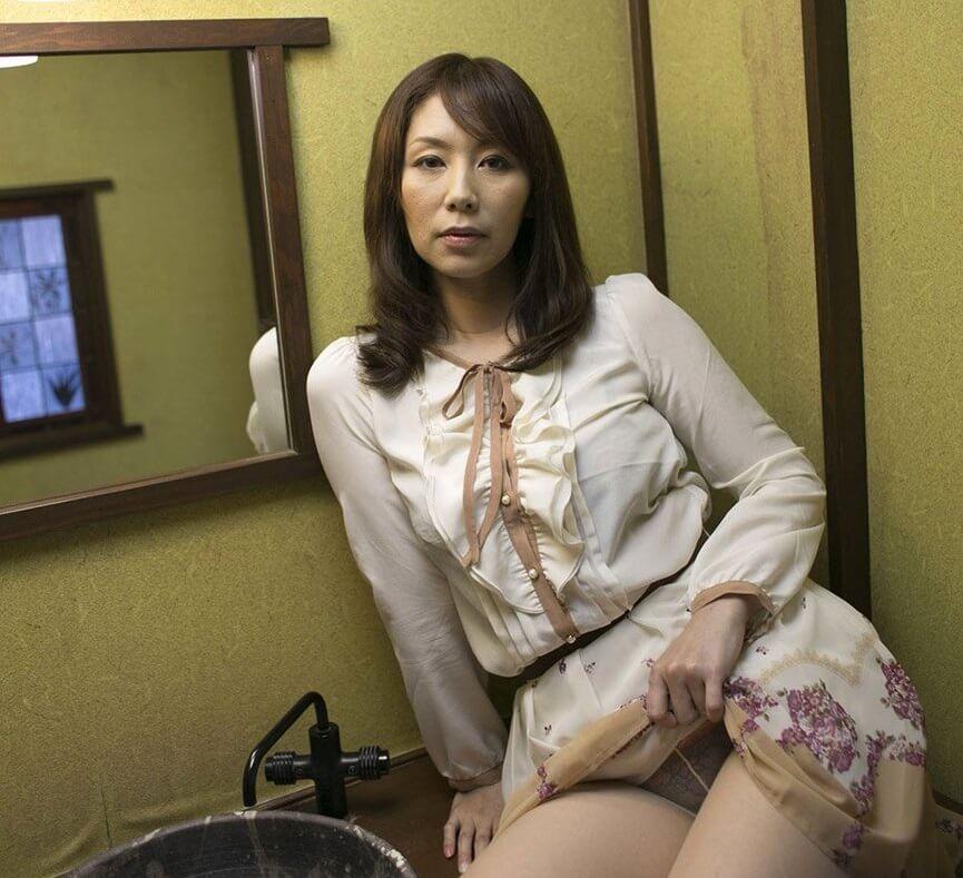 翔田千里さんとかいう熟女AV女優